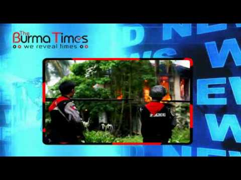 Burma Times TV Daily News 16.06.2015