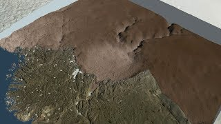 Download Song Massive Crater Discovered Under Greenland Ice Free StafaMp3