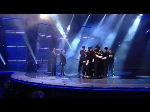 Diversity (Winners) (HQ) Semi-final BGT 2009