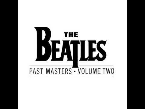 Beatles - Past Masters Vol 2
