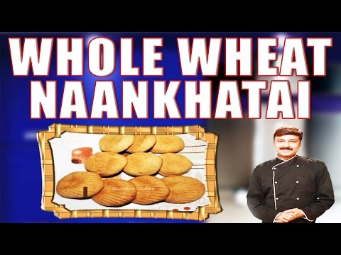 Whole Wheat Naan Khatai by F3 Bachelors Cooking