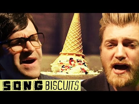 Rhett And Link - 10 Second Rule Song