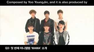 [Eng] 120417 EXO-K Melon Interview