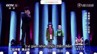 Phát sốt với sự đáng yêu của bé Hào Hào và Hi Hi