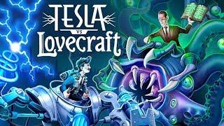 【PC LIVE】アルファベット順で積みゲー崩し#20 Tesla VS Lovecraft クトゥルーの逆恨みだ!