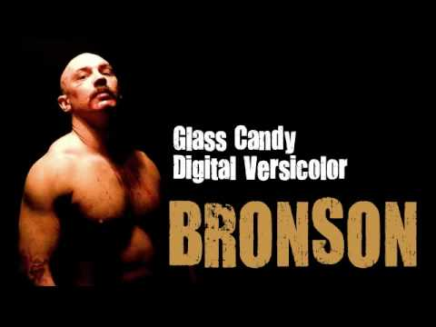 Glass Candy - Digital Versicolor