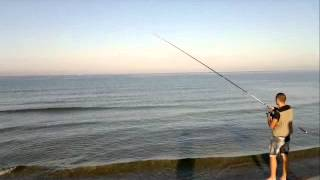 Surfcasting all