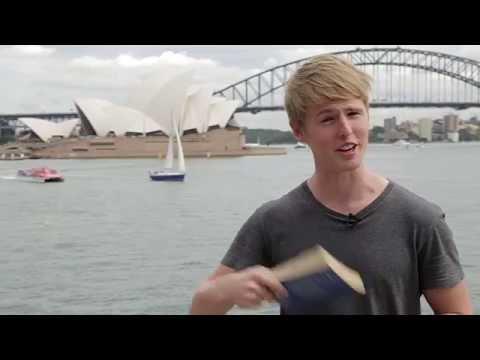 Modern Marco Polo 2014 finalist - Dean Vowles (Australia)