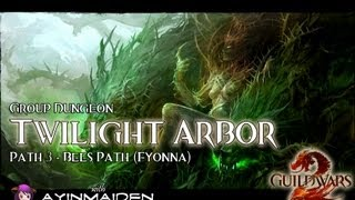 Group Dungeon – Twilight Arbor (Path 3)