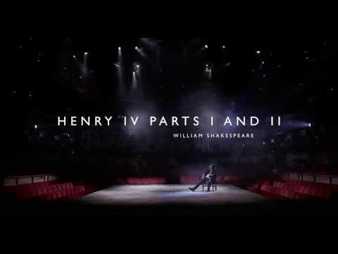 Trailer   Henry IV Parts I & II   Royal Shakespeare Company