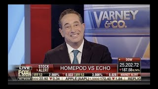 Joel Shulman on Fox Business News Varney & Co. (2.7.19) Discussing Performance Since the Holidays.