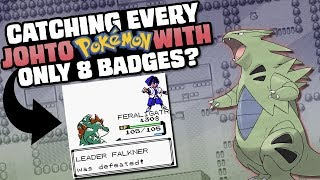 HOW EASILY CAN YOU COMPLETE PROFESSOR OAK'S CHALLENGE IN POKEMON GOLD/SILVER?