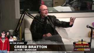 Creed Bratton from The Office - Full interview