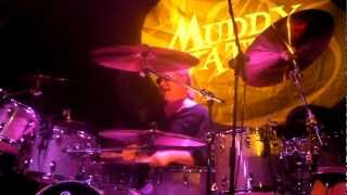 Ian Paice Si Incazza!!! Ian Paice Gets Mad!!! During Drum Solo (Deep Purple) Rattle Rattle