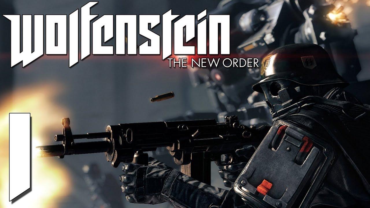 Wolfenstein The New Order - FAQ/Walkthrough - PC - By KOH13 - GameFAQs