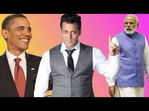 Don't Miss: Here's How Salman Khan Beats Narendra Modi And Barack Obama