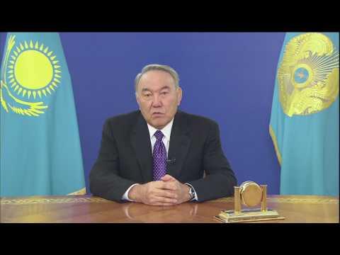 Специальное обращение президента Казахстана Нурсултана Назарбаева о перераспределении власти