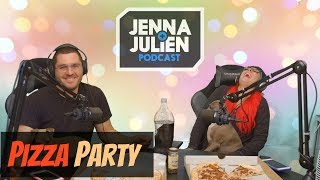 Podcast #143 - Pizza Party