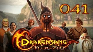 Let's Play Drakensang: Am Fluss der Zeit #041 - Die Goblinmamma [720p] [deutsch]
