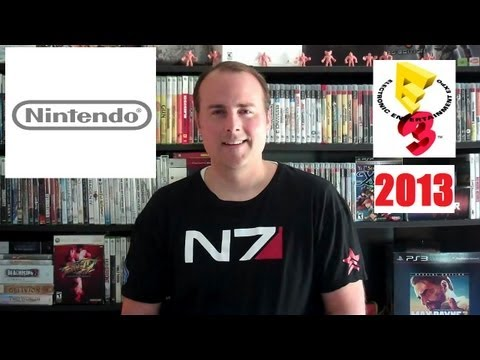 Nintendo @ E3 2013 Will Be Amazing!