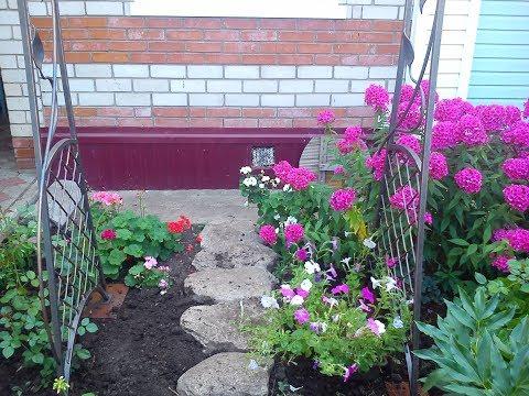 Ажурная садовая арка своими руками (для плетущихся растений) + подрбные ЧЕРТЕЖИ