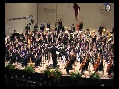 Sinfonia n 8 - III - David Maslanka - CIM La Armonica de Buñol  - El Litro - Certamen Altea 2010