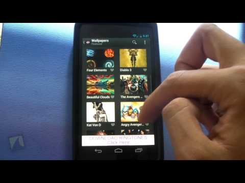 Zedge By Zedge | Droidshark Video Review For Android video