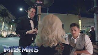 The Miz gets sticker shock after viewing his wife's date night dinner bill: Miz & Mrs., Aug. 7, 2018