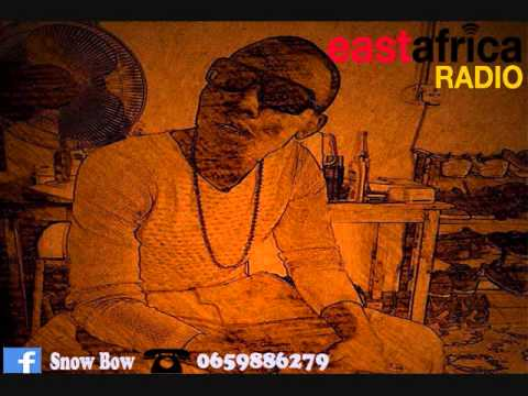 snow's interview in east africa radio