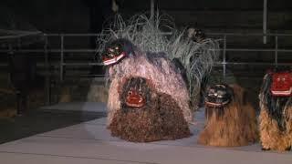 【伝統文化】獅子舞