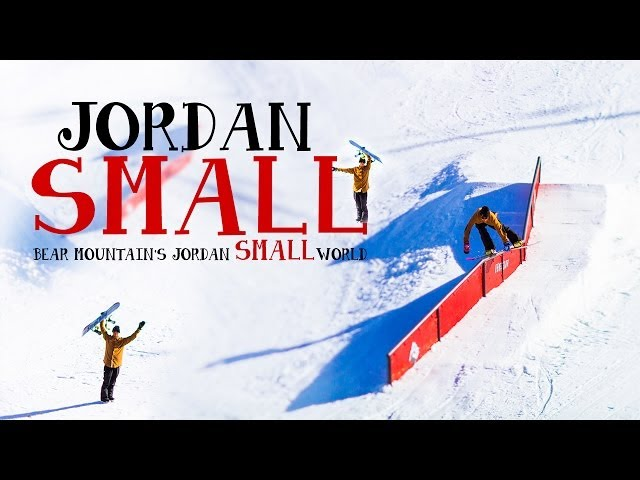 Bear Mountain's Jordan Small World