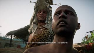 Assassin's Creed® Origins - Le squame di coccodrillo - parte 3