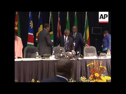 Mbeki says Zimbabwe talks still ongoing, Biti sot