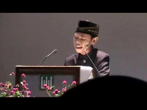 Golden Voice Syamsuri Firdaus  (Al Kahfi Ayat 109-110 & Al Hasyr Ayat 23)