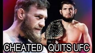 CONOR MCGREGOR ΕXPΟSED & KHABIB WILL RΕTΙRE! - WHAT REΑLLY HAPPENED (WATCH EVERYTHING REVEALED)