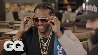 2 Chainz Tries On $48K Vintage Sunglasses | Most Expensivest Sh*t | GQ