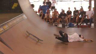 Absurdly Ridiculous Miniramp Skating