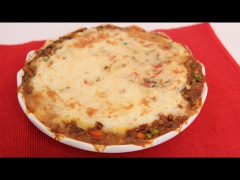 Vegetarian Shepherd's Pie Recipe