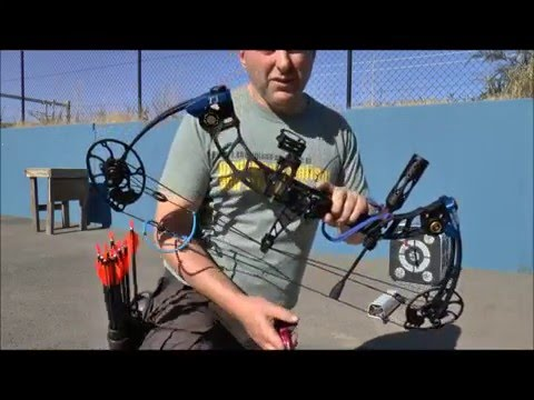 Topoint T3 compound bow review