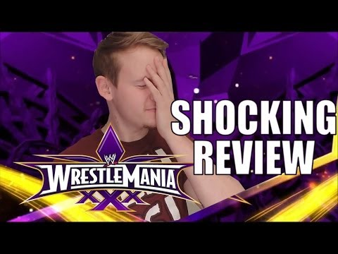 Wwe Wrestlemania Xxx Review - What The Fuck?! video