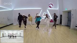APINK DANCE COVER FIRE BTS