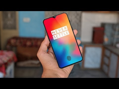 OnePlus 6T Official Teaser And FIRST Live Image  !