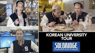 Korean University Tour: SolBridge International School of Business
