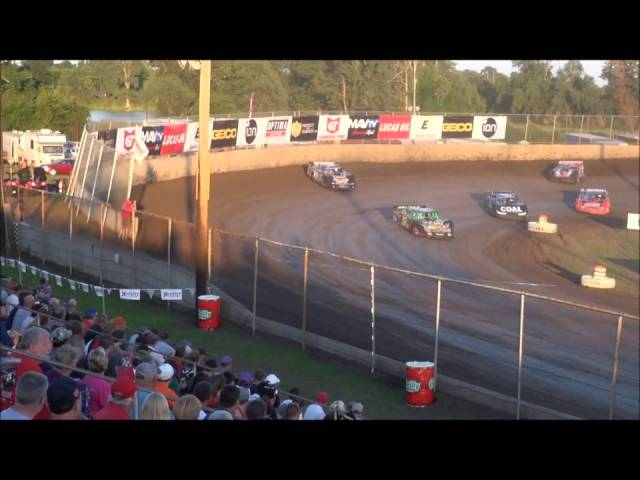 Tri-City Speedway Lucas Oil Heat Race