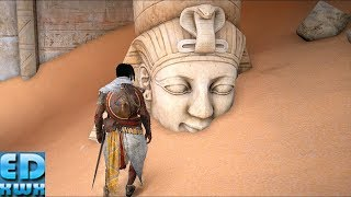 Assassin's Creed Origins PC Gameplay Part 1 - Ultra Mummy