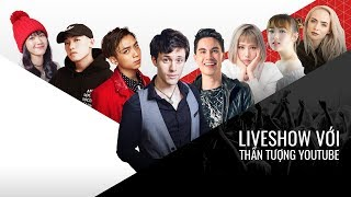 YouTube FanFest Vietnam 2017 - Livestream