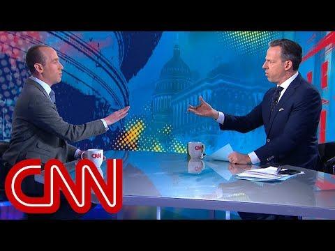 Tapper cuts off Trump adviser interview: I
