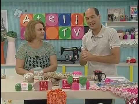 Ateliê na Tv - Rede Século 21 - 19-02-13