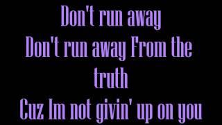 download lagu Don't Run Away  Let It Shine gratis