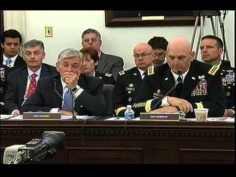 Budget Hearing - United States Army (Defense Subcommittee)